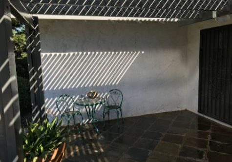 This image shows the concrete wall work in Escondido, CA.
