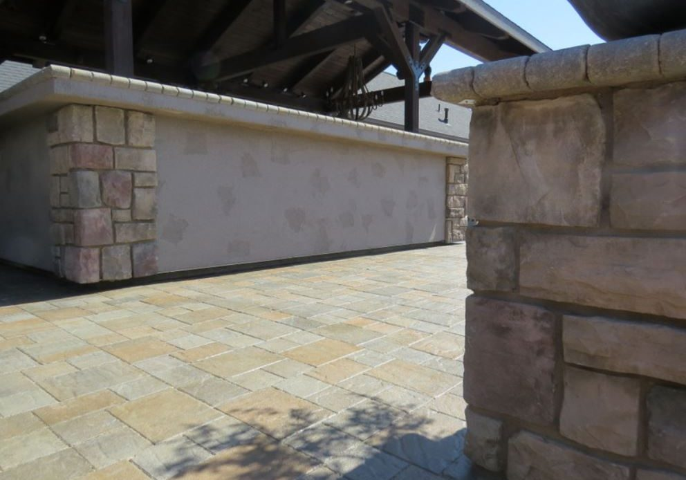 this image shows stone masonry escondido concrete masonry